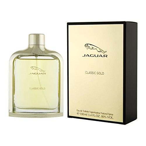 Jaguar Classic Gold By Jaguar Edt Spray/FN236216/3.4 - Men Perfume For Jaguar