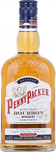 PennyPacker - Bourbon Whiskey - 0,7 l