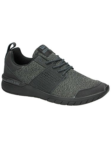 Supra Herren Scissor Low-Top Black/Black
