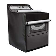 Mr.You Washer/Dryer Cover is engineered to provide high level protection for your washer/dryer. Designed with meticulous details, the thickened Eco-Friendly fabric outer shell and water resistant vinyl undercoating ensure superior performance...