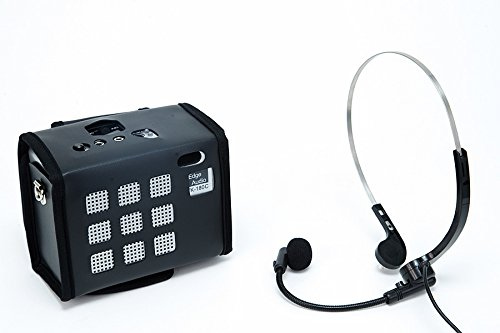 Voice Amplifier 15watts 99dbh Edge Audio Tk-180, Portable, for Teachers, Coaches, Tour Guides, Presentations, Costumes, Etc