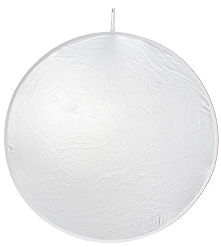 Flexfill Collapsible Light Reflector (60-inch, Silver/White Reversible) (Collapsible Reflector Flexfill)