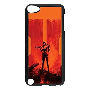 iPod Touch 5 Phone Case Black Call of Duty Black Ops VMN8145935
