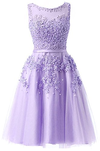 Knee Length Homecoming Dresses - 2