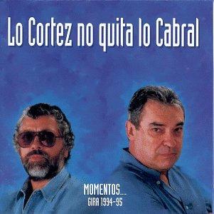 Cortez No Quita Lo Cabral by Parlophone/Warner Music Latina