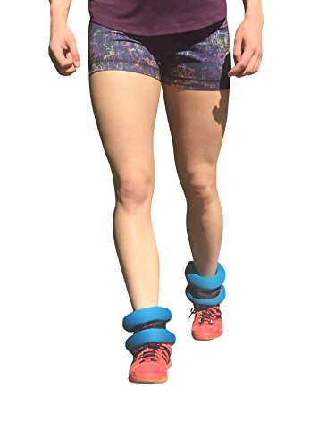 Adjustable Ankle Weights for Men and Women