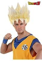 Adult Super Saiyan Goku Wig Standard