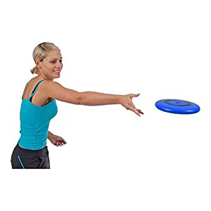 VOLLEY® SOFT SAUCER Schaumstoff Frisbee (blau)