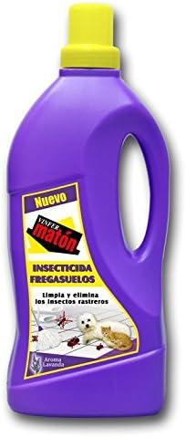 Limpiasuelos Insecticida Maton 1L