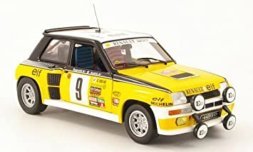 Renault 5 Turbo, No.9, once, J.Ragnotti/Andrié,