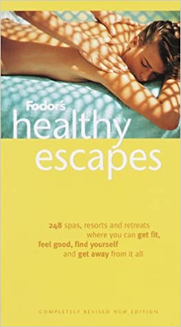 1st edition Fodors Escape to Northern New England