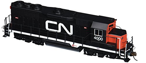 Canadian National Train - 6