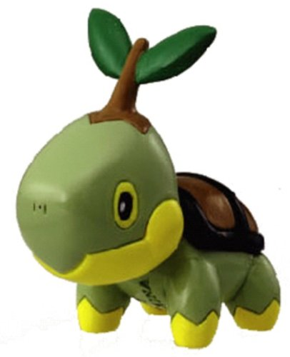 Takaratomy Turtwig (MC-130): Pokemon Monster Collection 2