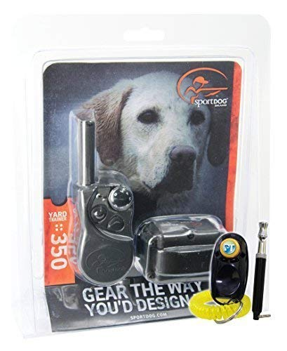 SportDog - SD-350 - Yard Trainer for Introductory and Advanced Training Waterproof Shock Collar ()