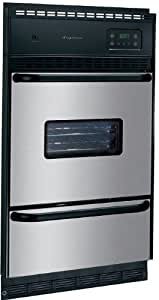24 In. Gas Single Wall Oven – Stainless Steel