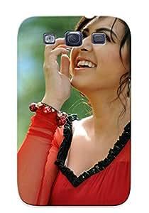 YyDIpIw5762hwqaw Hansika Motwani Fashion Tpu Case Cover For Galaxy S3, Series