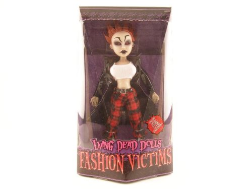 Living Dead Dolls Fashion - Living Dead Dolls Fashion Victims Series 1 Sheena
