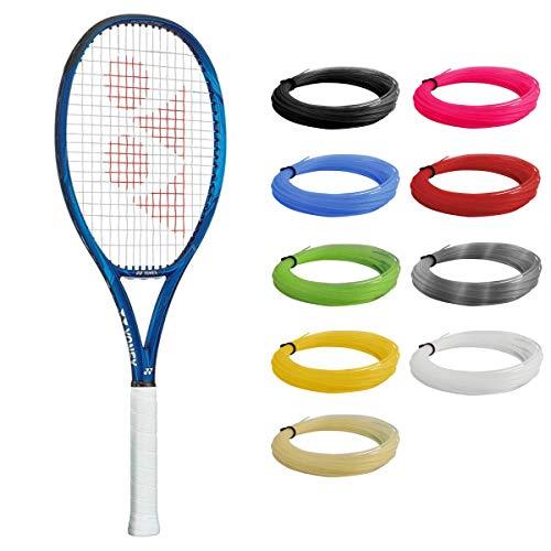 YONEX EZONE100 라이트 깊고 푸른 테니스 라켓으로 중독성 GUT 문자열에서 당신의 선택의 색상(BEST 라켓에 대한 느낌 회전 안정성과 정밀도)