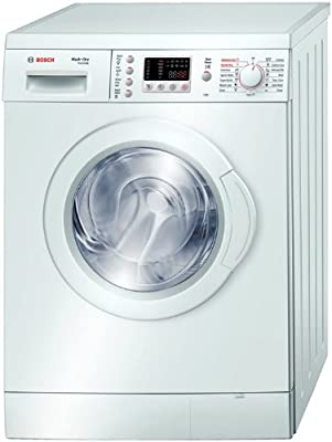 Bosch Avantixx 7 Stand Alone Wvd24460gb C White Front Load Washing Machine With A Dry Cloth Washing Machine Dryer Autonomous Front Load White Left Rotary Knobs Led Amazon Co Uk Large Appliances