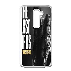 LG G2 Phone Case White The Last of Us HDS344109