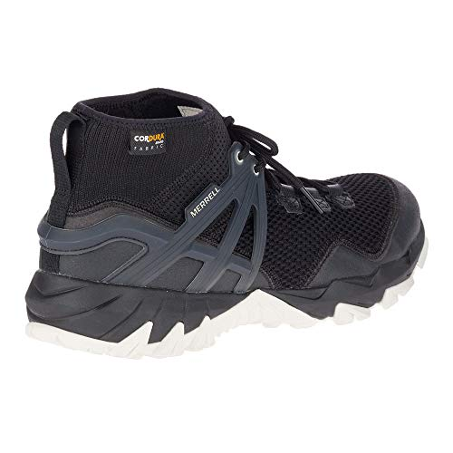 Aw18 Rush Hiking Mqm Merrell Black Chaussure Flex XAZ0Xqw