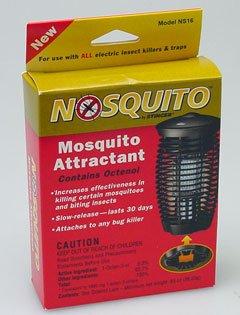 Stinger Mosquito Attractant Octenol Mosquitoes - 4 Pack