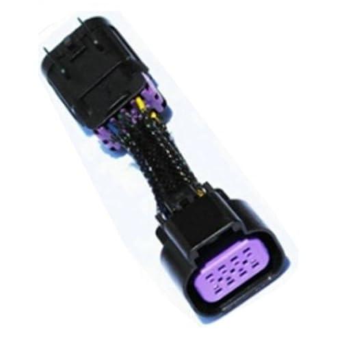 Wiring Harness 2010 2012 Chevrolet Camaro Plug And Play Fog Light