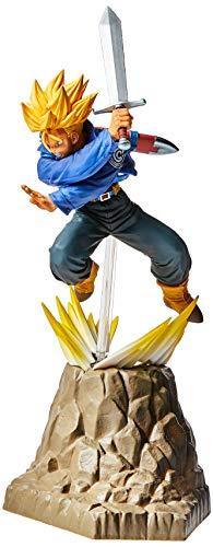Action Figure Dragon Ball Z - Trunks Absolute Perfection Bandai Banpresto Multicor