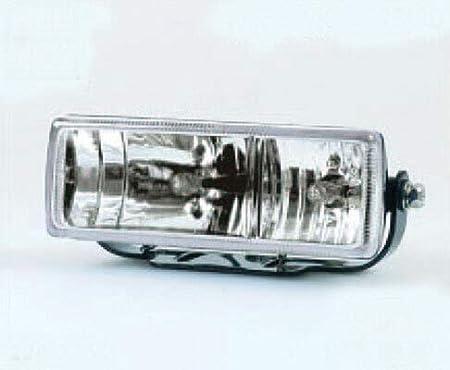 Rechteck Doppelscheinwerfer Klarglas Auto