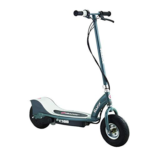 Razor E300 Electric Scooter - Matte - Razor Electric Scooter E100