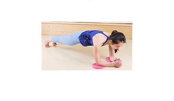 vorcool Cojín Rodilleras Yoga grosor redondas Eco TPE Yoga ...