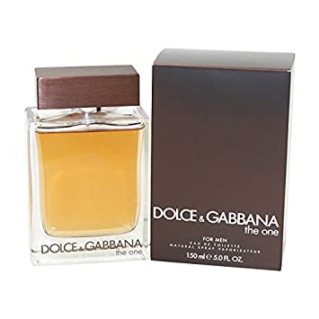 9393ee37 Amazon.com : THE ONE By Dolce And Gabbana; EDT SPRAY 5 Ounce : Colognes :  Beauty