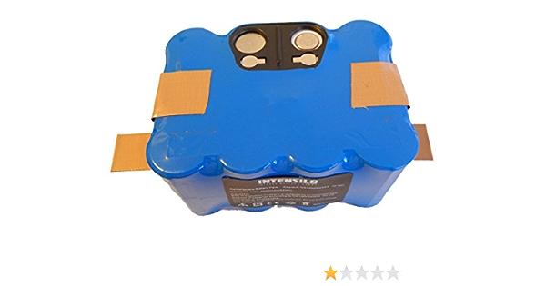 Batería NiMH 4500mAh (14.4V) para robot aspirador Home Cleaner Solac robot aspirador EcoGenic, R, XR210, XR210C como NS3000D03X3, YX-Ni-MH-022144.: Amazon.es: Electrónica