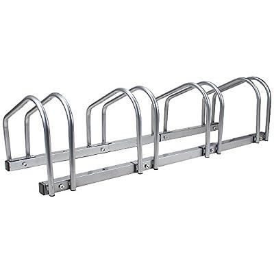 Couronne Sporting Goods 4de vélo Support de sol et support de rangement
