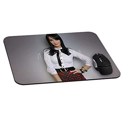 Katy Perry Actress Mousepad actor actress celebrity Mouse Pads Personality Mat Unique Design Custom Mousemat