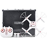 Crazepony SYMA X5UC RC Quadcopter HD Wifi Real-Time Transmission Camera Drone with Custom Carrying Case