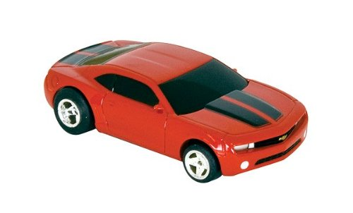 Life-Like 2010 Chevy Camaro Fast Tracker Slot Car