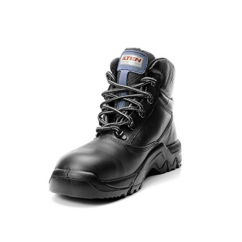 """Elten 6758-45 - Tamaño 45 s2 """"ben"""" zapato de seguridad - multicolor"""