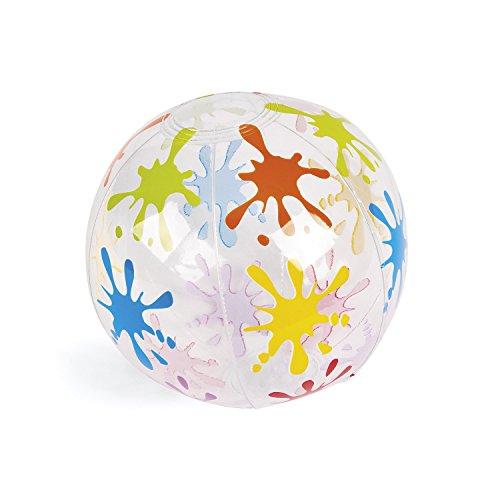 Little Artist Paint Party Mini-Size Beach Balls - 12 ct