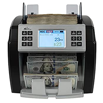 Image of Basic Royal Sovereign Digital 1 Pocket Mixed-Bill Discriminator (RBC-EP1600)