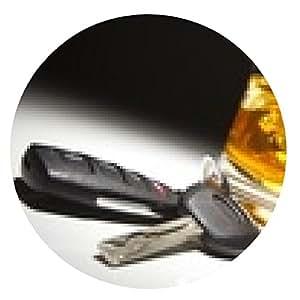 alfombrilla de ratón La bebida alcohólica y claves del coche - ronda - 20cm