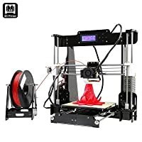 Anet A8 with Included Filament - Prusa i3 DIY 3D Printer - Prints ABS, PLA, and Lots More … from anet