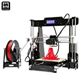 ANET A8 with Included Filament - Prusa i3 DIY 3D Printer - Prints ABS, PLA, and Lots More