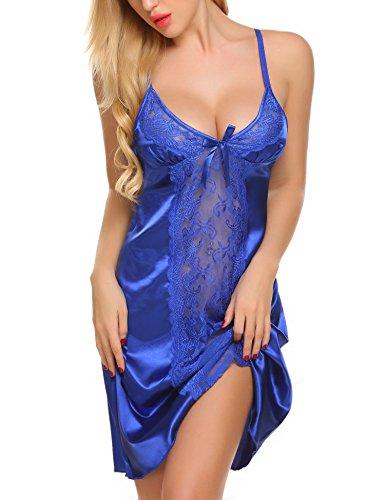 ADOME Blau notte da Indumenti Donna qrHOq