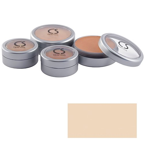 Cinema Secrets Dual Active Mineral Foundation, 0.28 oz, Tender Touch (Oil Touch Tender)