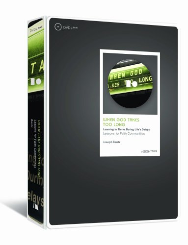 When God Takes Too Long, DVD + Book: Lessons for Faith Communities (Insight Media Series)