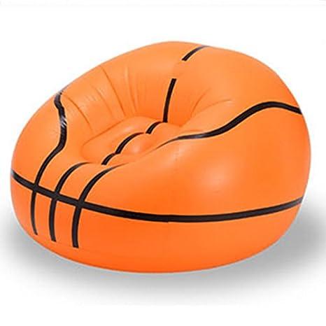 Beautyrain Lindo kit de flotador Pelota inflable Baloncesto Fútbol ...