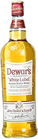 White Label Whisky - 1000 ml