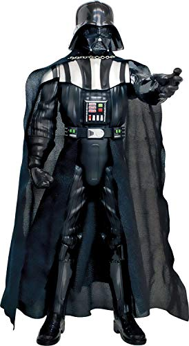Boneco Darth Vader 45cm Mimo Brinquedos Preto