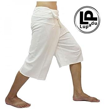 Lupadu pescador Thai pantalones de yoga masaje embarazo ...